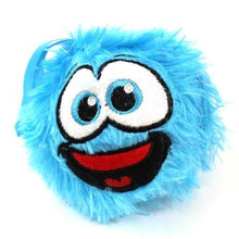Plush Squishes Blue Emoji - Happy Hands Toys