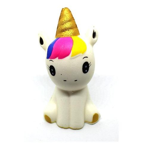 Squishy Unicorn Stress Reliever - Happy Hands Toys
