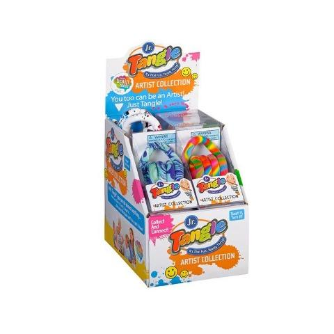 Tangle Jr Artist Collection Box - Happy Hands Toys