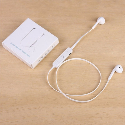 Bluetooth Earphones (white)