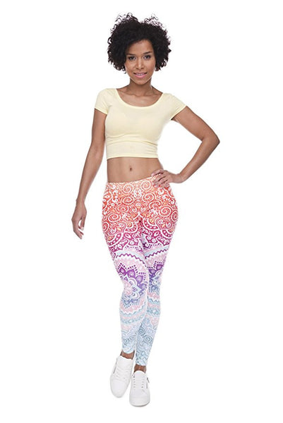 Ultra Soft Full Length Women's Workout Leggings