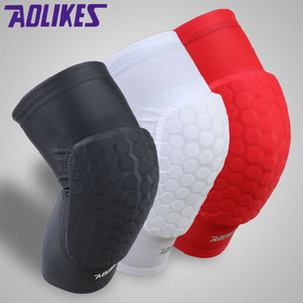 Knee pads for Volleyball, Basketball, and Extreme Sports