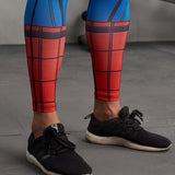 Spiderman 3D Compression Tights