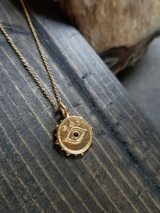 Carina Necklace