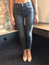 7 FOR ALL MANKIND - THE HIGH WAIST ANKLE SKINNY - AU8219900A