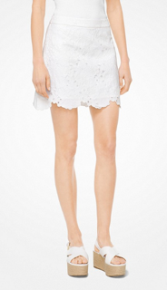 MICHAEL KORS - A LINE MINI SKIRT - MS87ET68NM