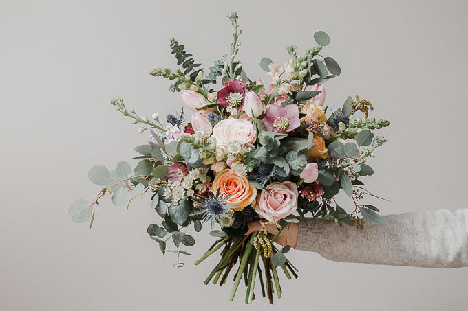 Enquiry Form - Wedding Florist Edinburgh