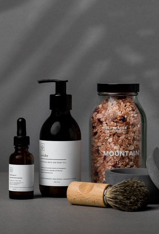 Natural wellness products and homewares