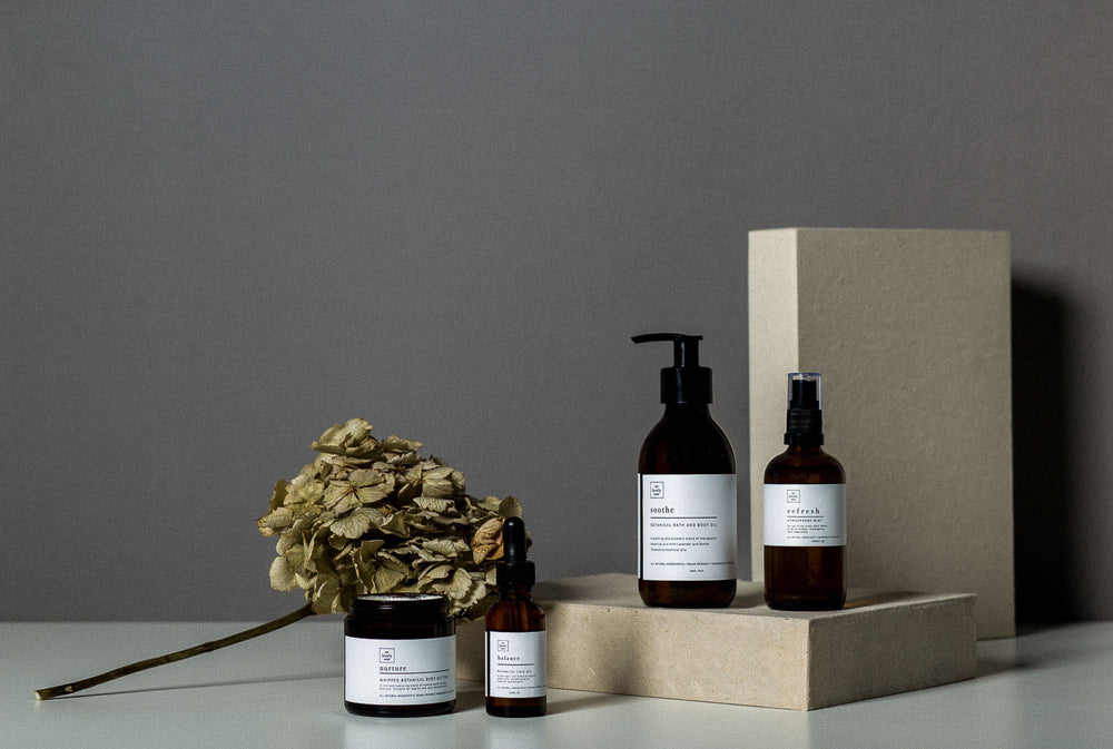 Natural lifestyle products and homewares
