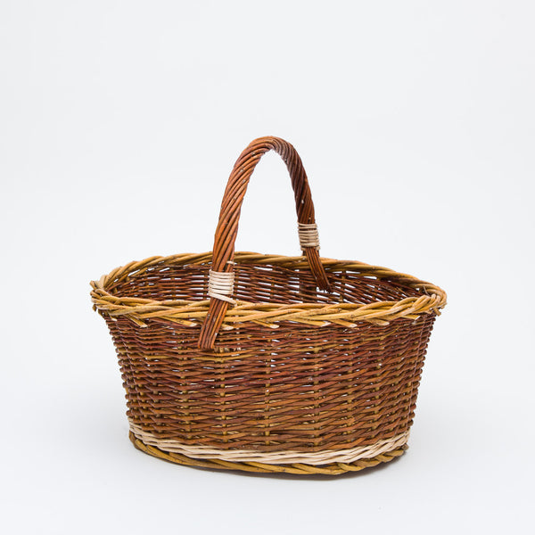 The Mix Willow Cuddy Basket