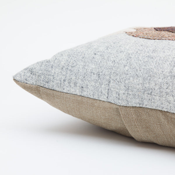 Harris Tweed Herdwick Sheep Cushion