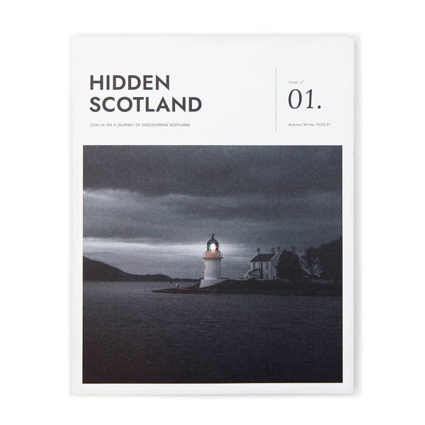 Hidden Scotland Magazine Issue 1
