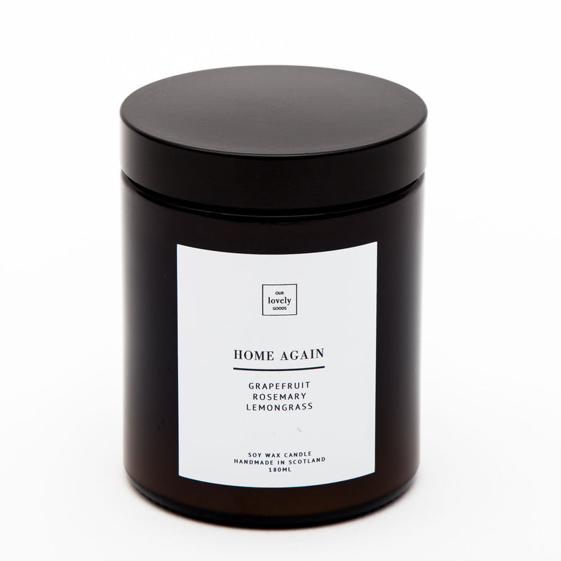 Home Again Botanical Candle