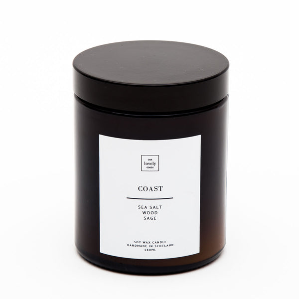 Coast Botanical Candle