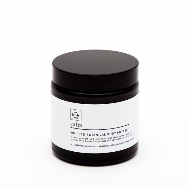 Calm Botanical Body Butter