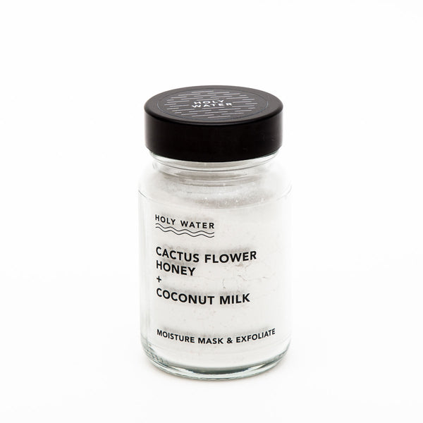 Cactus Flower, Honey & Coconut Milk Face Mask