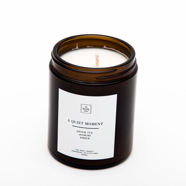 Winter Spice Botanical Candle