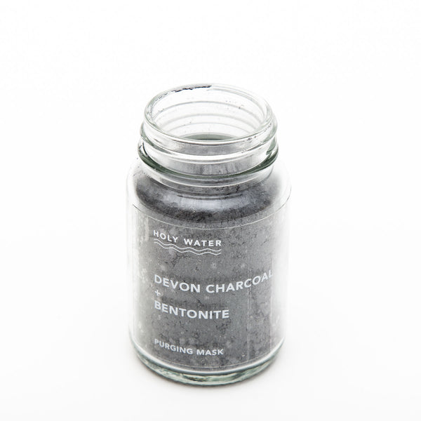 Charcoal & Bentonite Face Mask