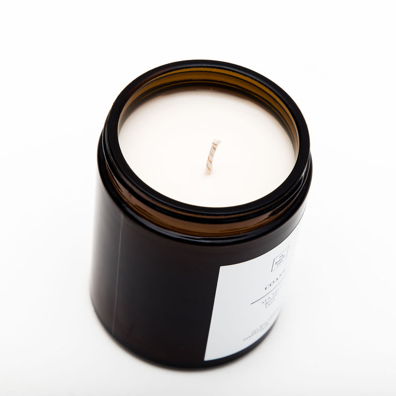 Somewhere Far Away Botanical Candle