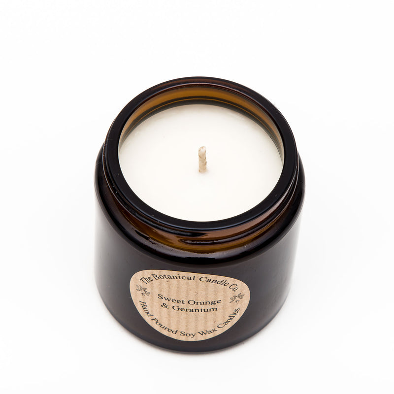Jar Botanical Candle 120ml