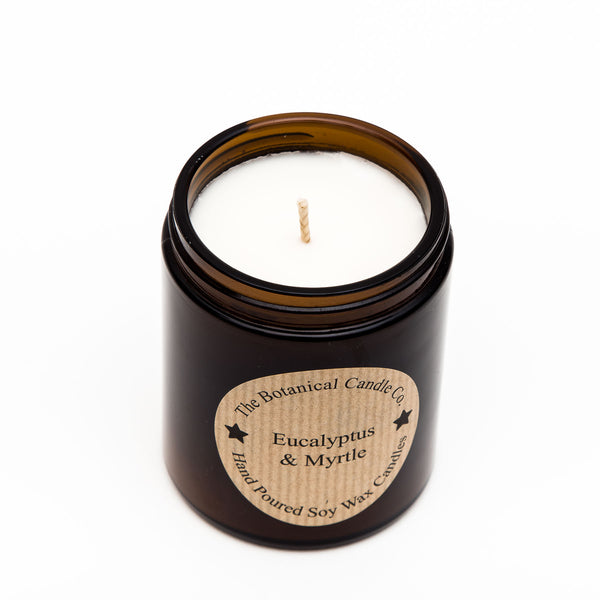 Jar Botanical Candle 180ml