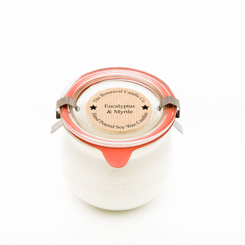 Weck Jar Botanical Candles 220ml