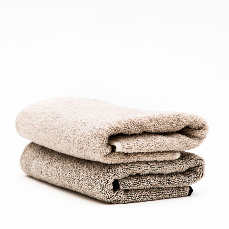 Raw Linen Towel