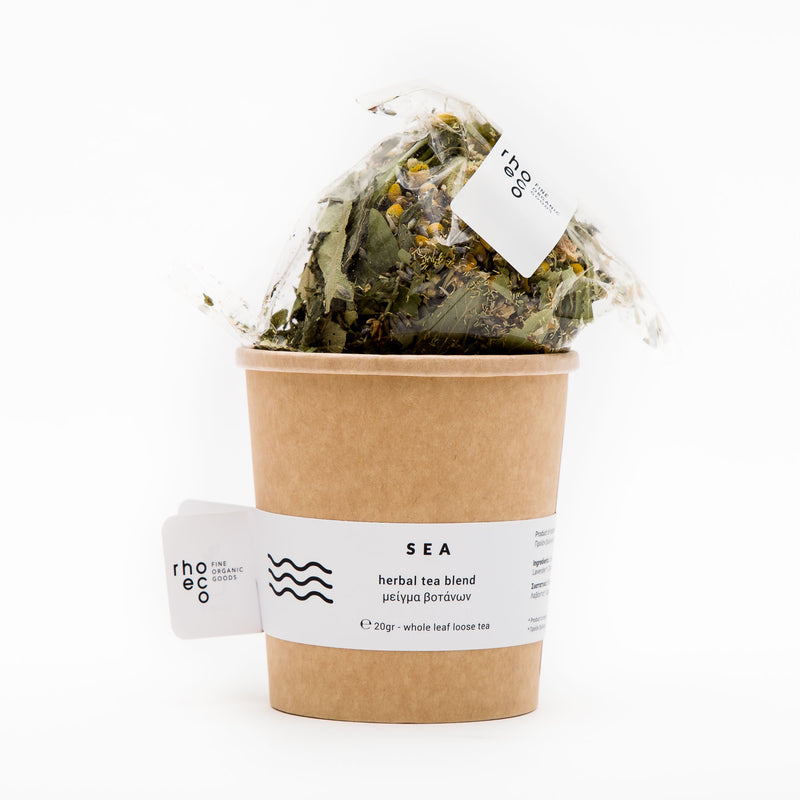 Sea Organic Tea Blend 20g