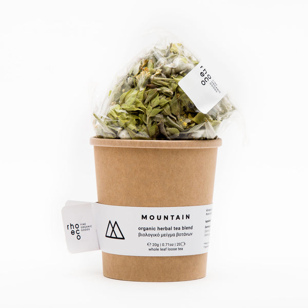 Mountain Organic Tea Blend 20g