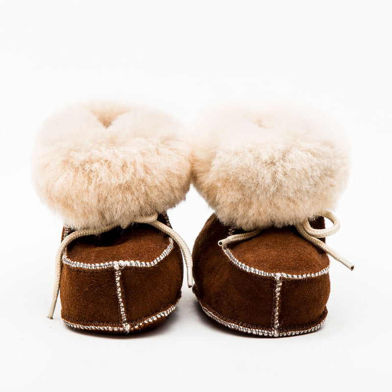 Childs Sheepskin Slippers