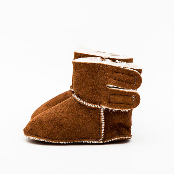Infant Sheepskin Slippers