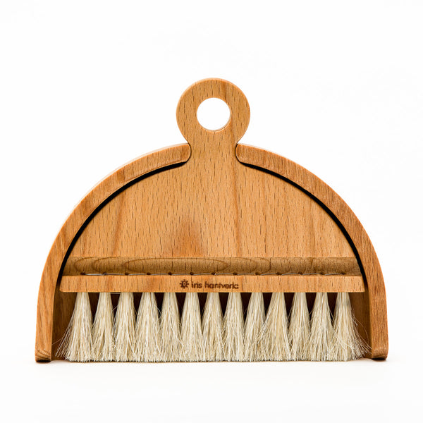 Table Brush & Pan Set
