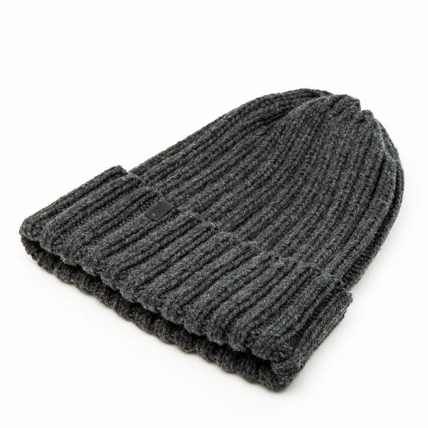 Chunky Knit Merino Wool Touque