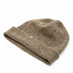 Ash Yak Wool Hat