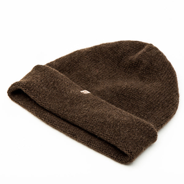 Walnut Yak Wool Hat