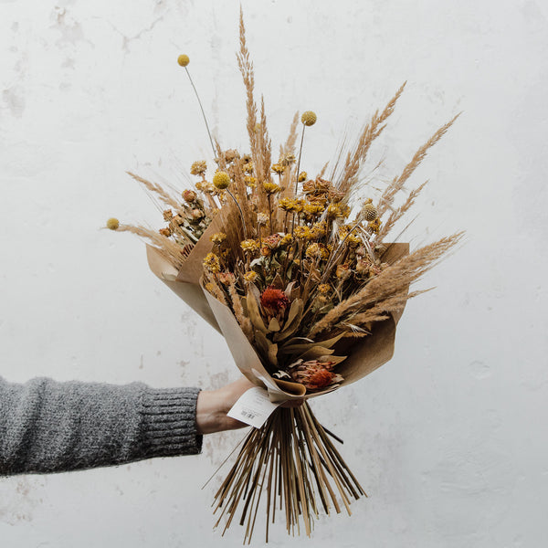 Luxury Rum & Raisin Protea Bouquet