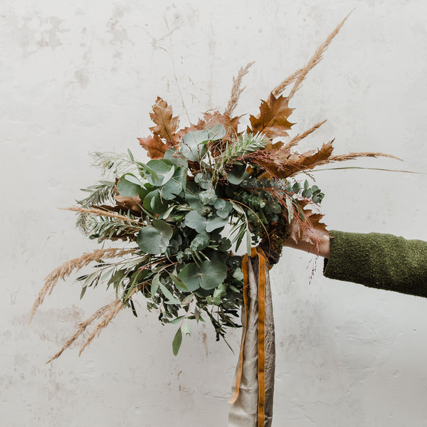 Pre Order Your Festive Mixed Foliage Wreath