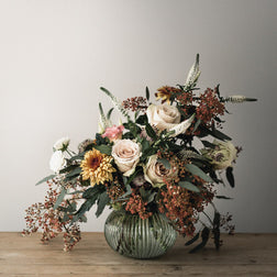 Mothers Day Duo - Spring Flowers Vase Arranging Workshop Sunday 29th March