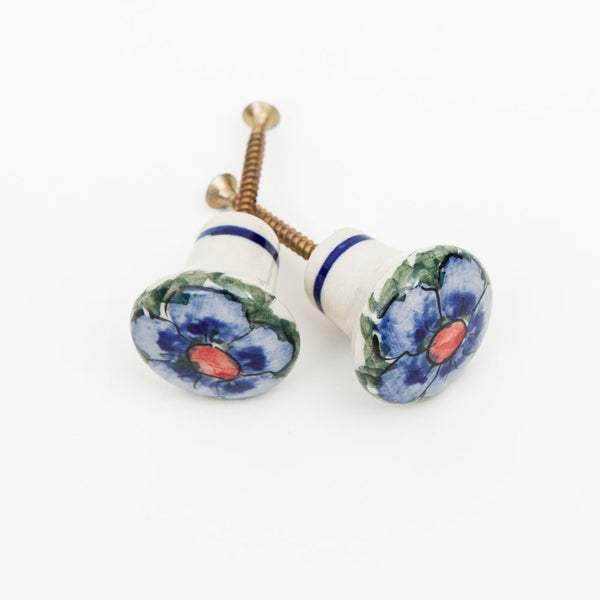 Door Handles - Polish Pottery | Travelling Basket