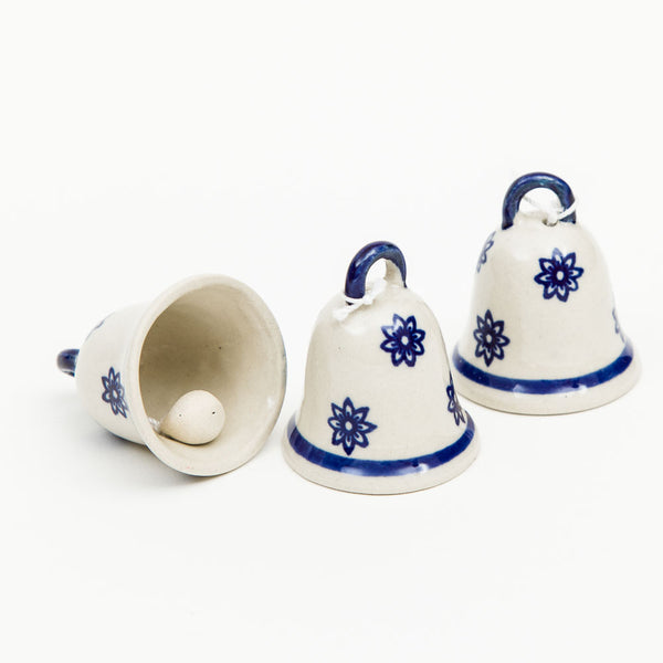 Small Bell - Polish Pottery | Travelling Basket