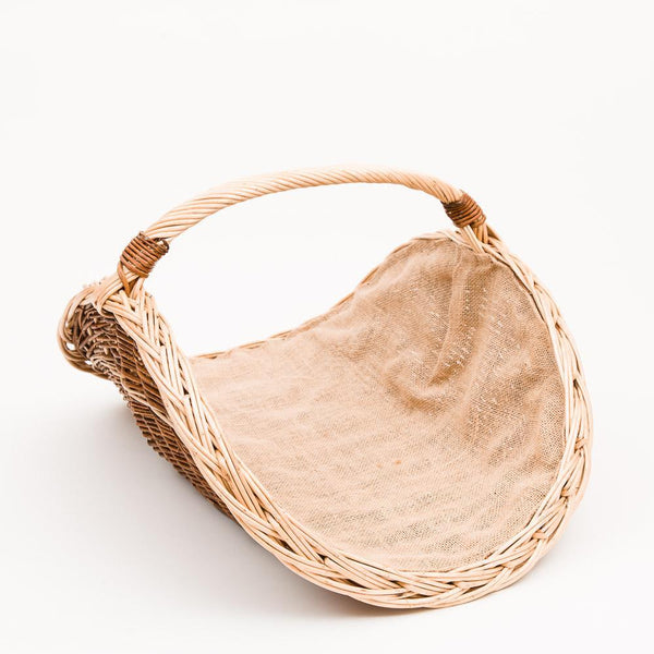 Harvesters Trug - Handmade Willow Basket