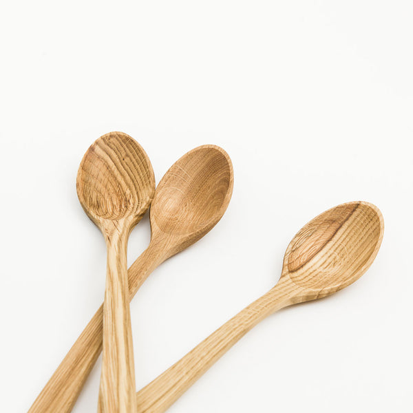 Oak Wood Spoon