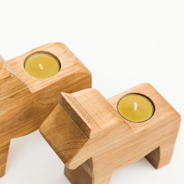 Dala Horse Candle Holder