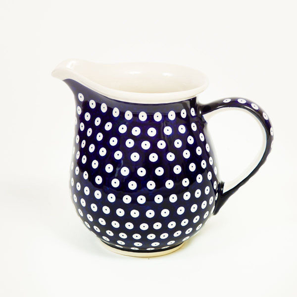 Classic Jug - Polish Pottery | Travelling Basket