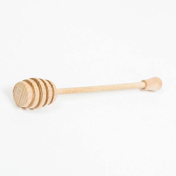 Honey Dipper - Wooden - shop online uk | Travelling Basket