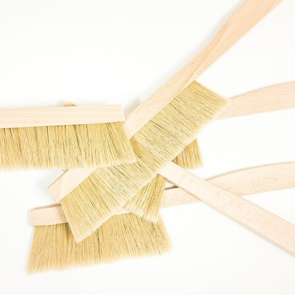 Large Bee Brush - Wooden - shop online uk | Travelling Basket
