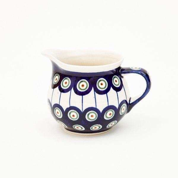 Milk Jug - Polish Pottery | Travelling Basket
