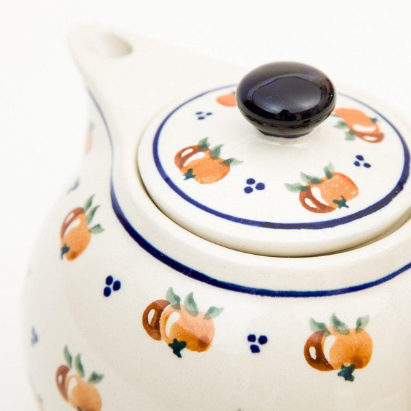 Teapot - Ceramic - shop online uk | Travelling Basket