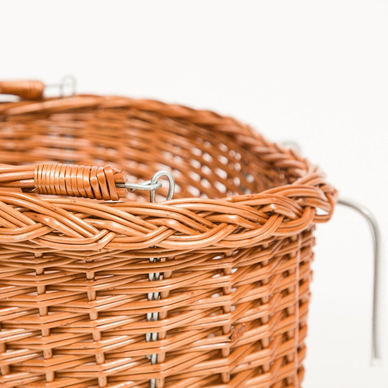 Bike Basket - Handmade Willow Basket
