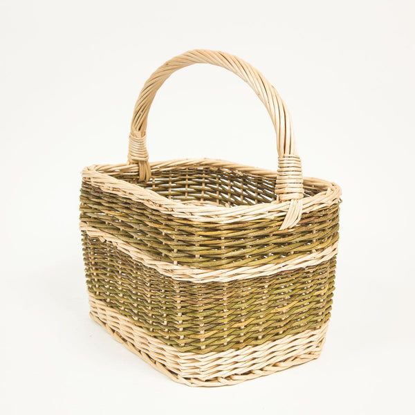 General Store Shopper - Handmade Willow Basket